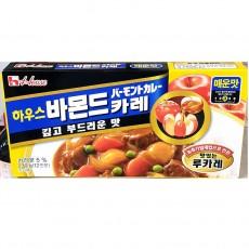 바몬드카레 매운맛 230g