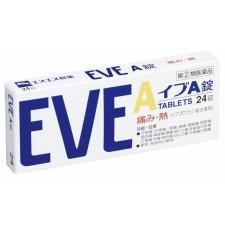 EVE 이브 A 두통약 진통제 24정
