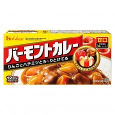 바몬드 카레 단맛 12회분 230g
