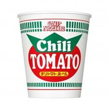 닛신 컵누들 칠리토마토