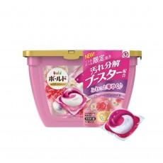 보르도 젤볼(캡슐) 세제 핑크18個入