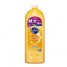카오 큐큣토 오렌지 주방세제 (리필) 770ml