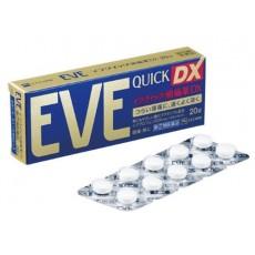 EVE 이브퀵 DX 두통약 20정