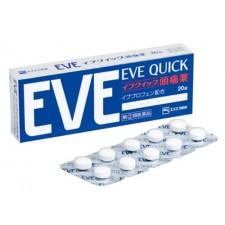 EVE 이브퀵 두통약 20정