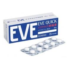 EVE 이브퀵 두통약 40정