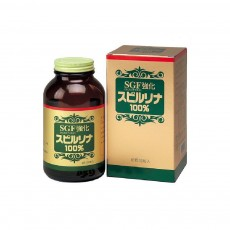 ALGAE 스피루리나 SGF 강화 1500정 일본 건강기능식품