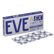 EVE 이브 A EX 생리통 진통제 20정